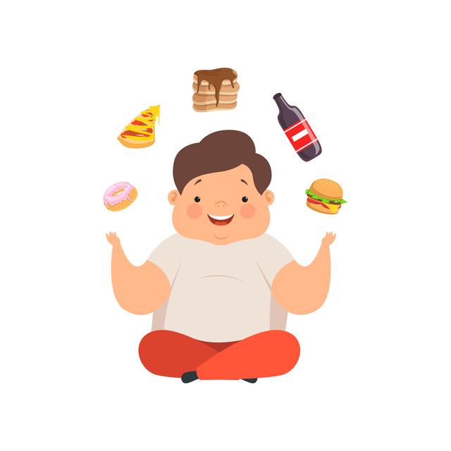 子供の肥満を解消するには